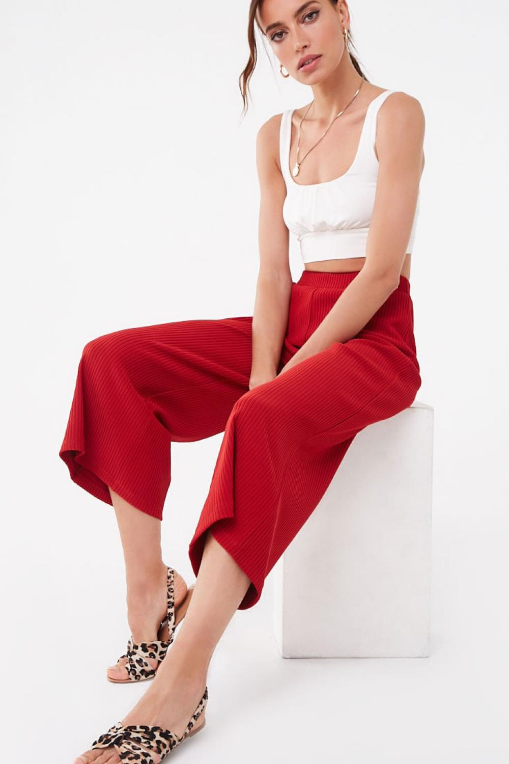 pantalones low cost forever 21 18€