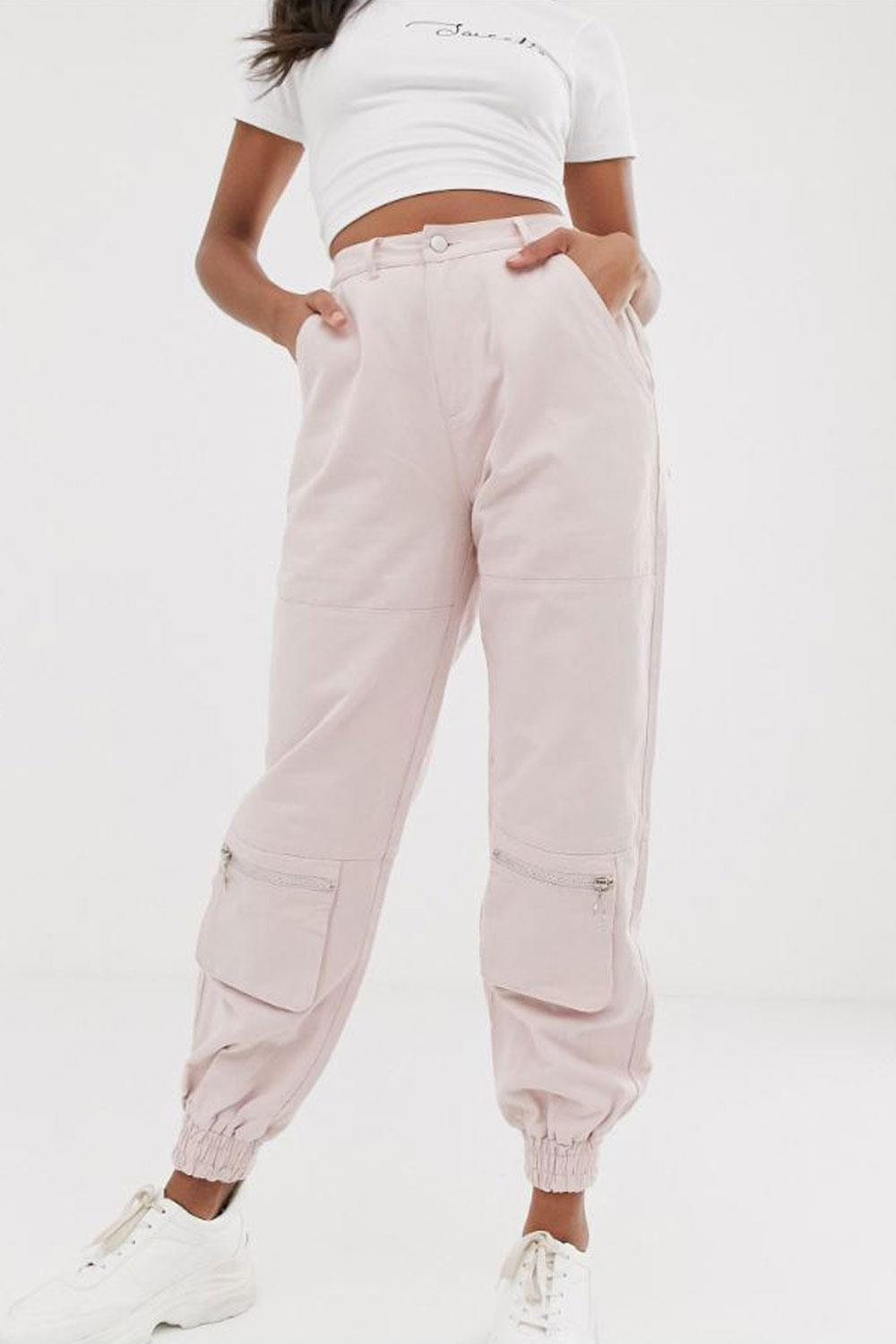 jeans baggy PrettyLittleThing, 41,99€