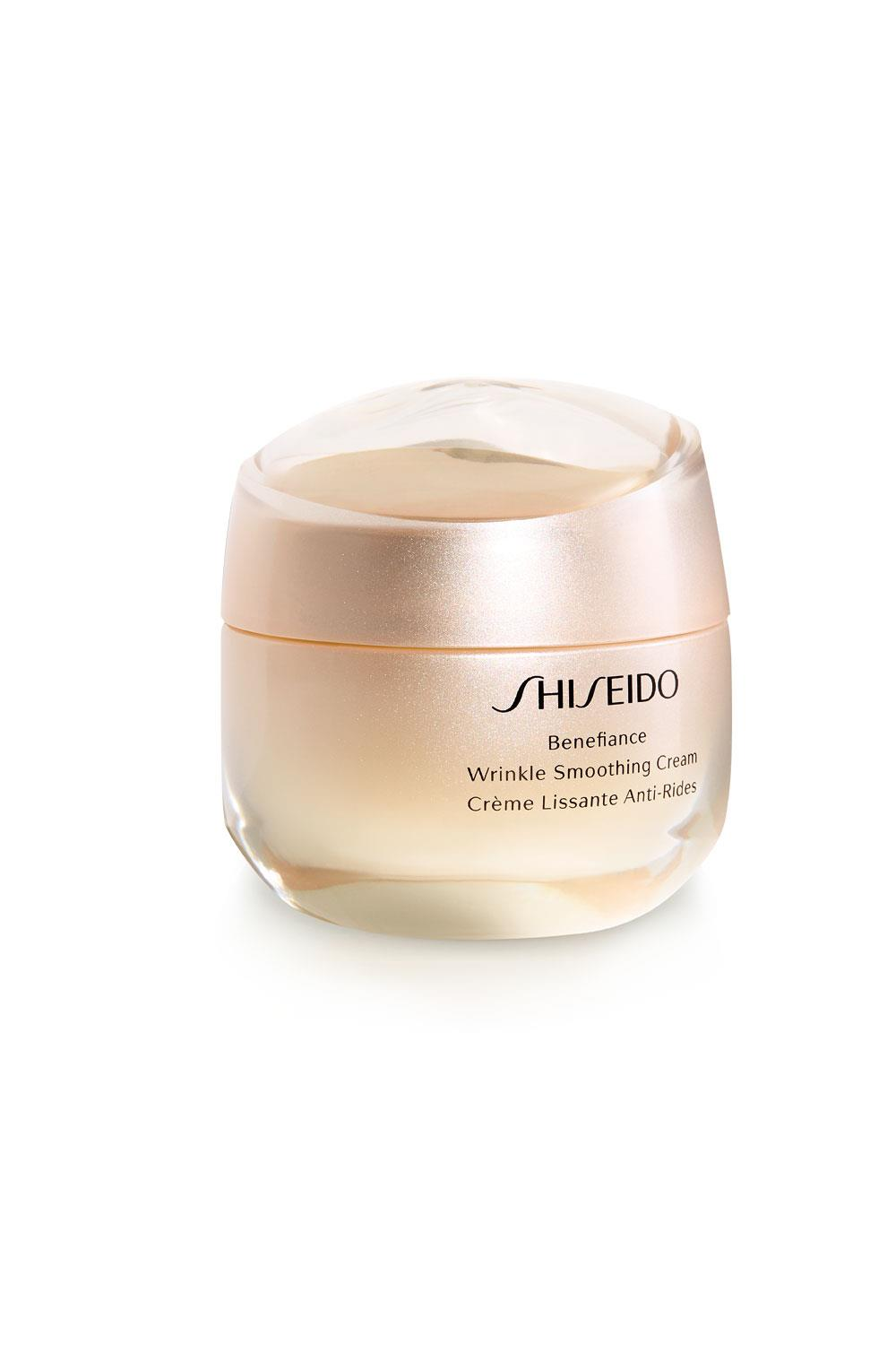 novedades antiedad Benefiance Wrinkle Smoothing Cream de Shiseido, 100€