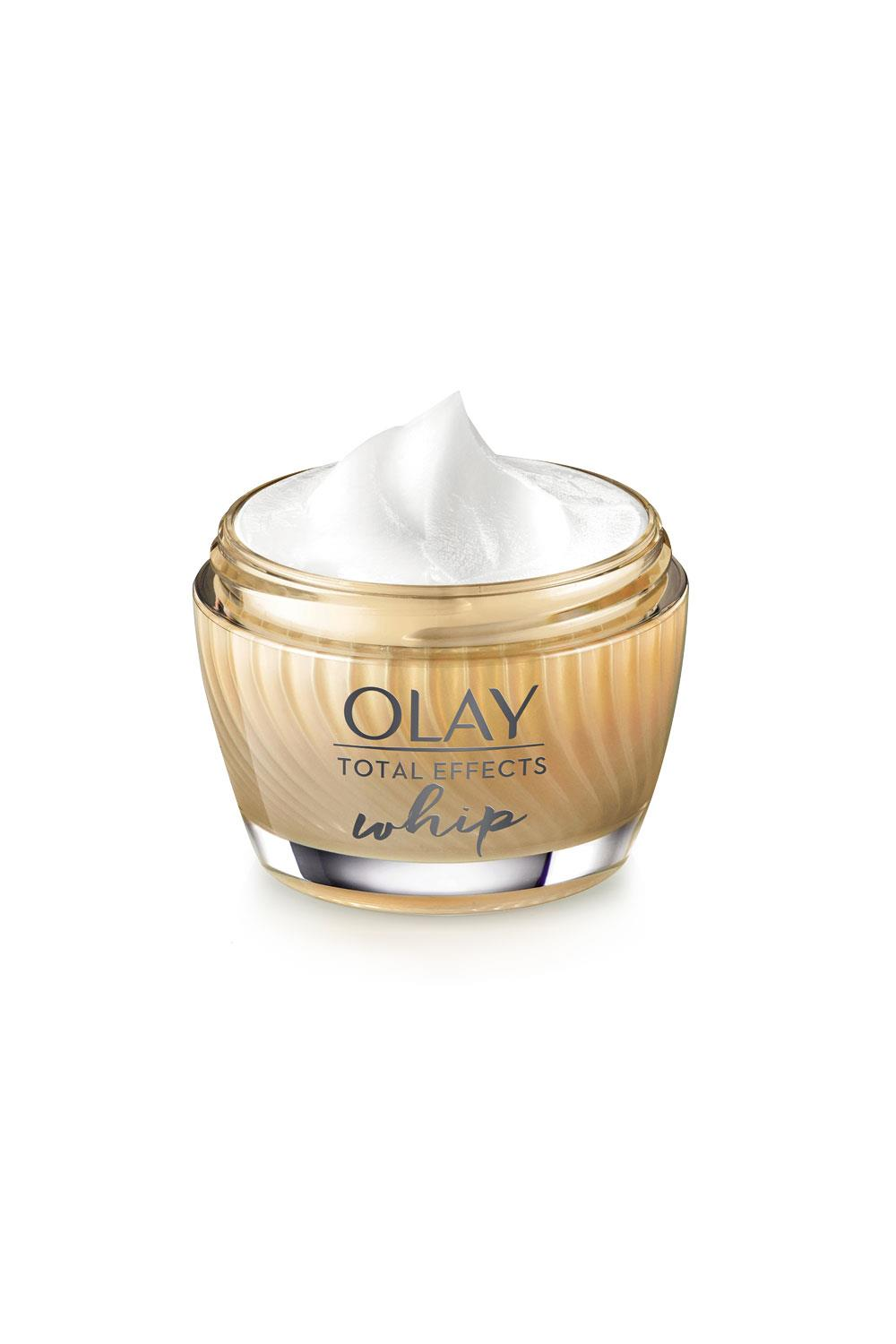 novedades antiedad Olay Total Effects Whip FPS 30, 39,99€