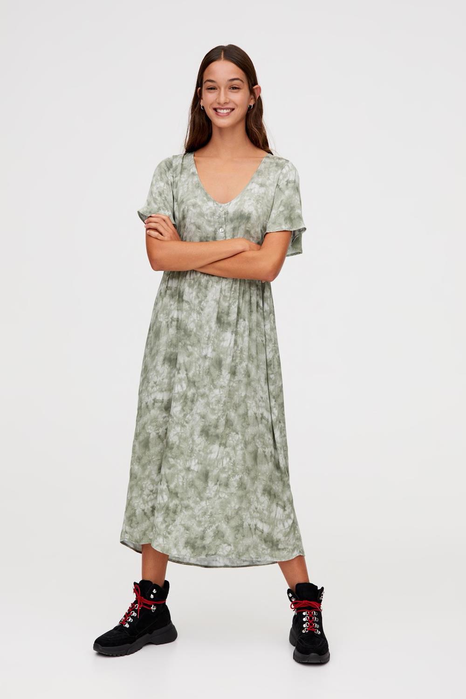 El Vestido Más Vendido De Pullbear 3 Looks Para Cualquier