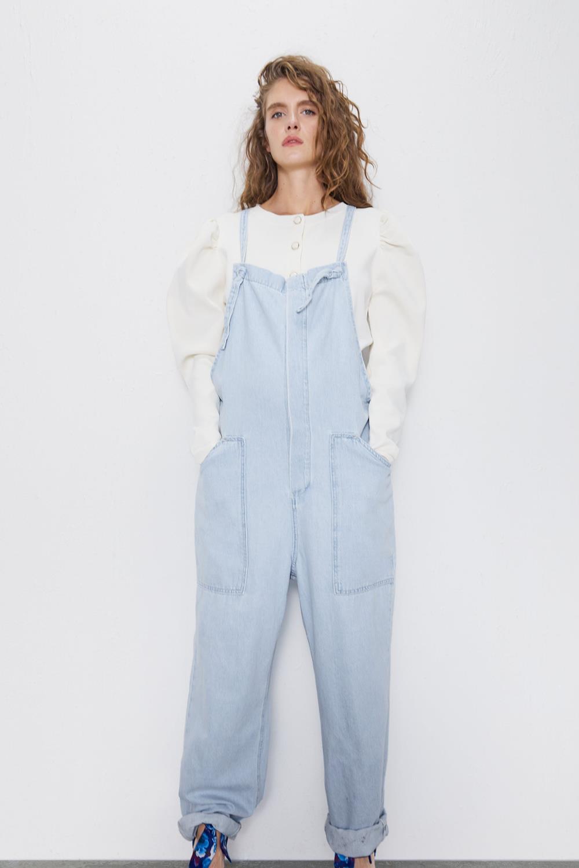 estilo de moda último clasificado calidad confiable Lady Addict tiene el mono vaquero de Zara que necesitas para ...