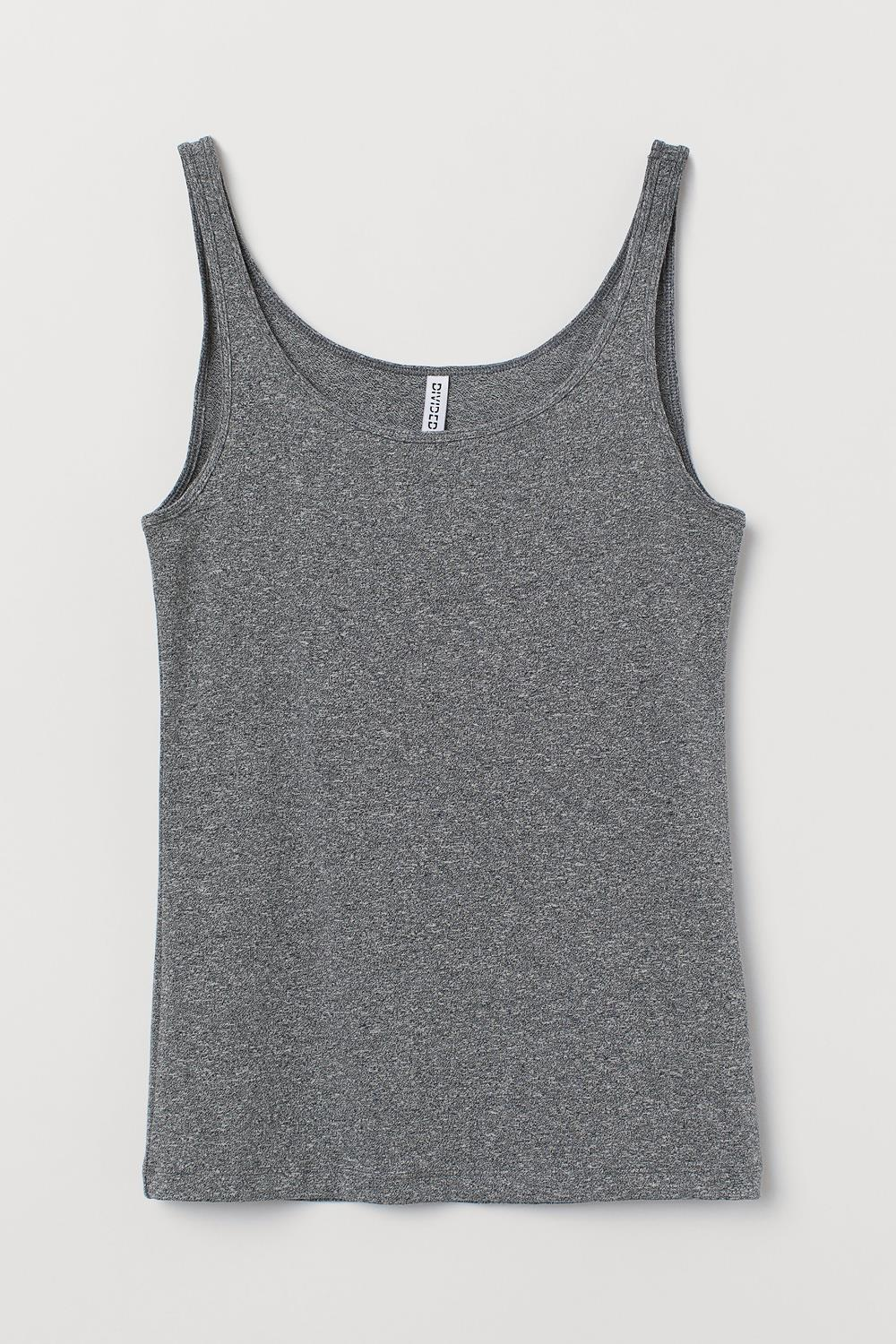 arethalagalleta look casual top h&m 4,99€