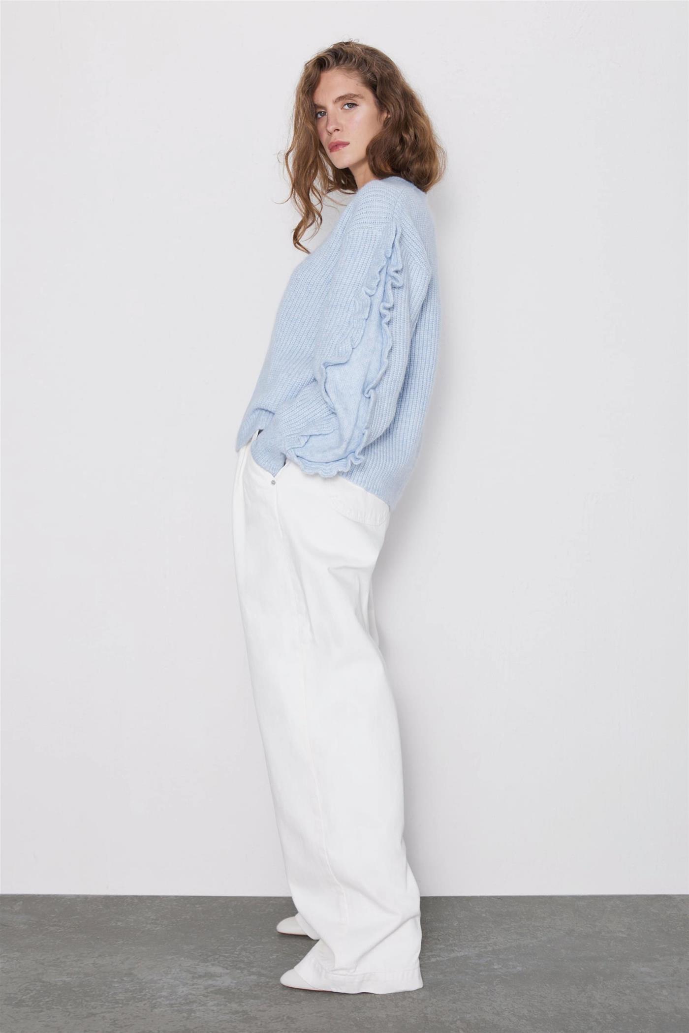 design innovativo 54f68 96e5d Estos pantalones palazzo de Zara son los favoritos de las instagramers