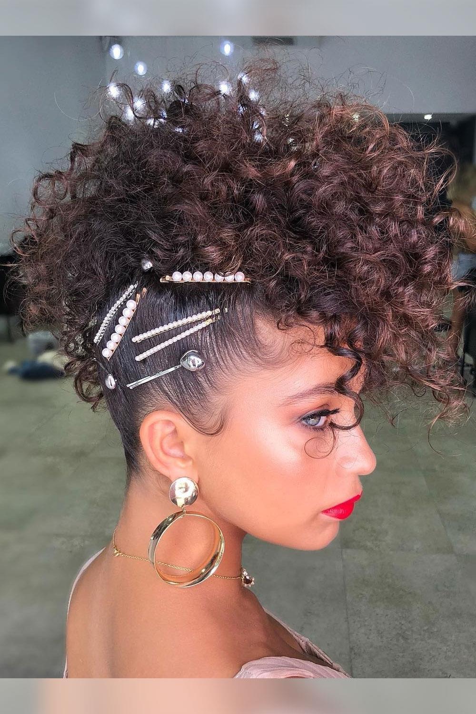 Sensacional pelo corto peinados Galería de cortes de pelo Ideas - Pelo corto rizado: los 10 peinados que mejor sientan