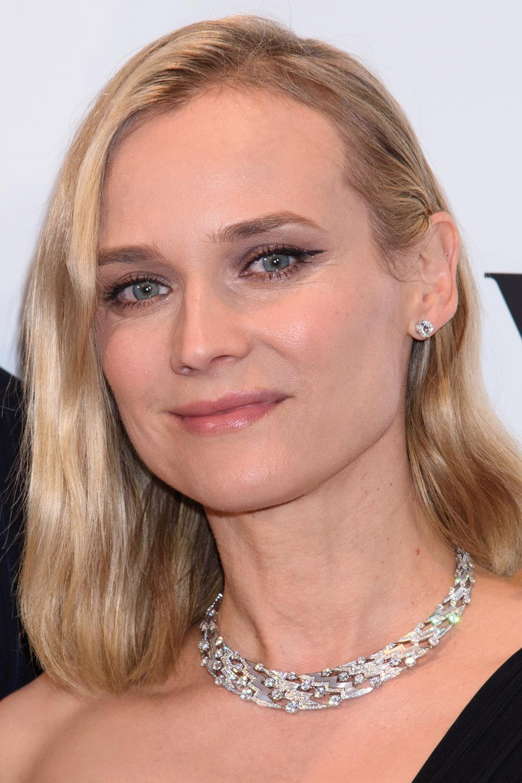 Corte de pelo famosas 40 años Diane Kruger