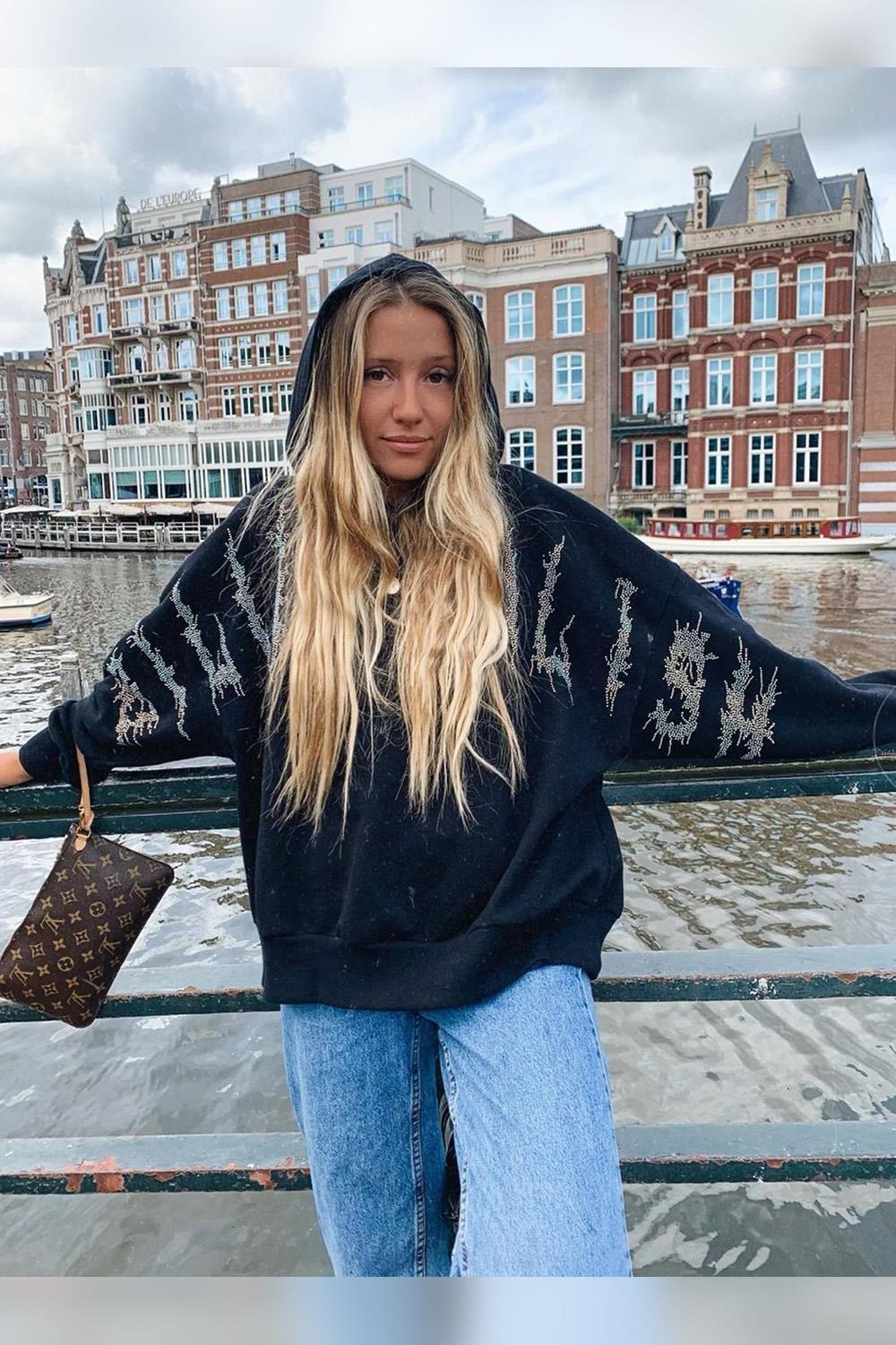 looks sudadera 21 buttons influencers