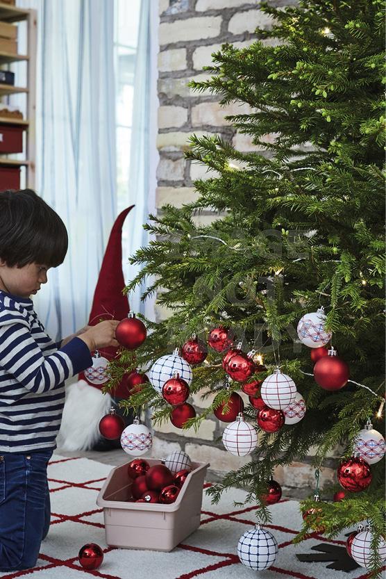 mini arbol de navidad ikea