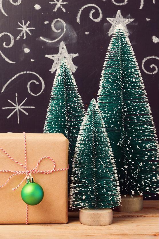 Si vives en piso pequeño, este árbol de Navidad de Ikea por