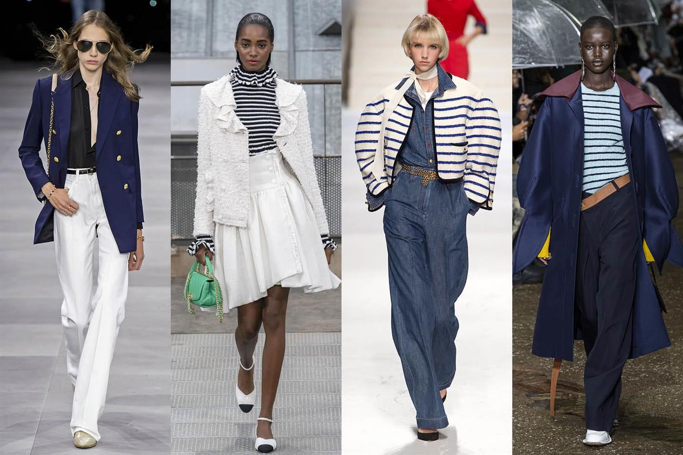 Tendencia marinero chic
