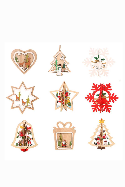 Adornos navideños bonitos y originales para que tu casa