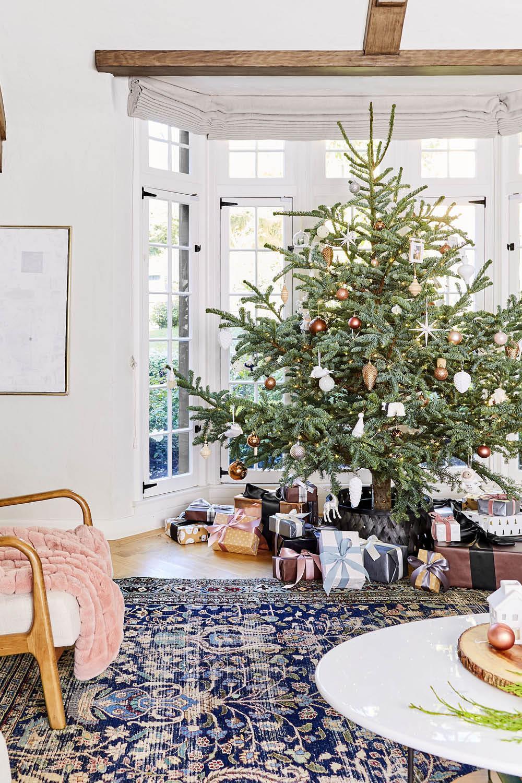 decoraciones navideñas Emily Henderson8