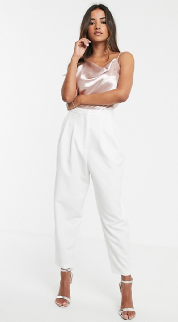 Diez Looks Con Pantalones Anchos Que Son Pura Tendencia Este Otono