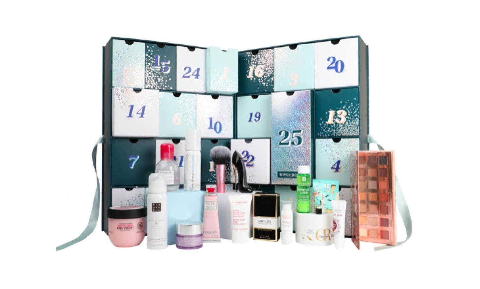 calendario de adviento 2019 birchbox. Calendario de adviento 2019 de Birchbox