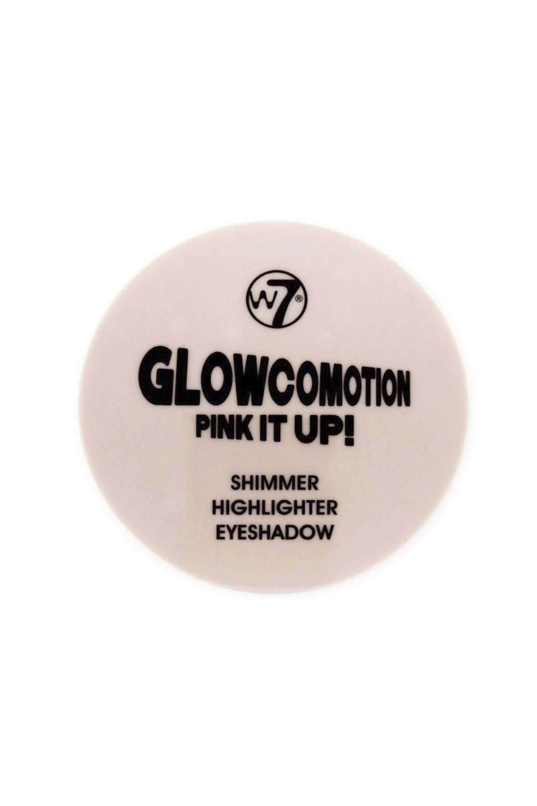 iluminador w7 glowcomotion 5,39€