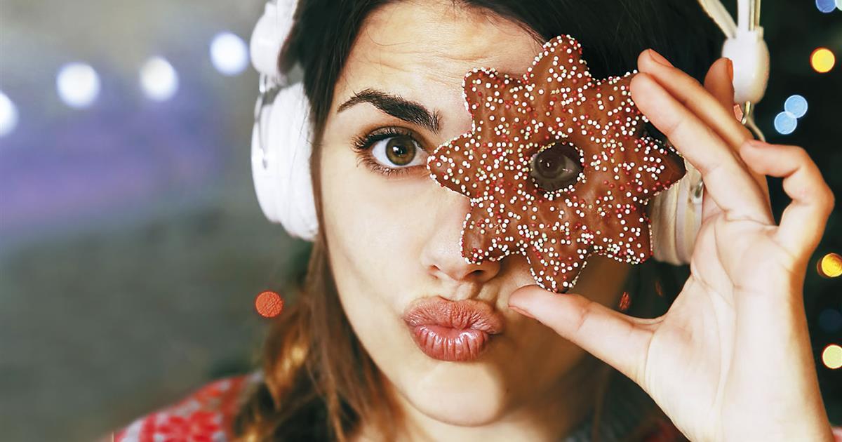 Ayuno intermitente en Navidad: disfruta de las comilonas sin engordar