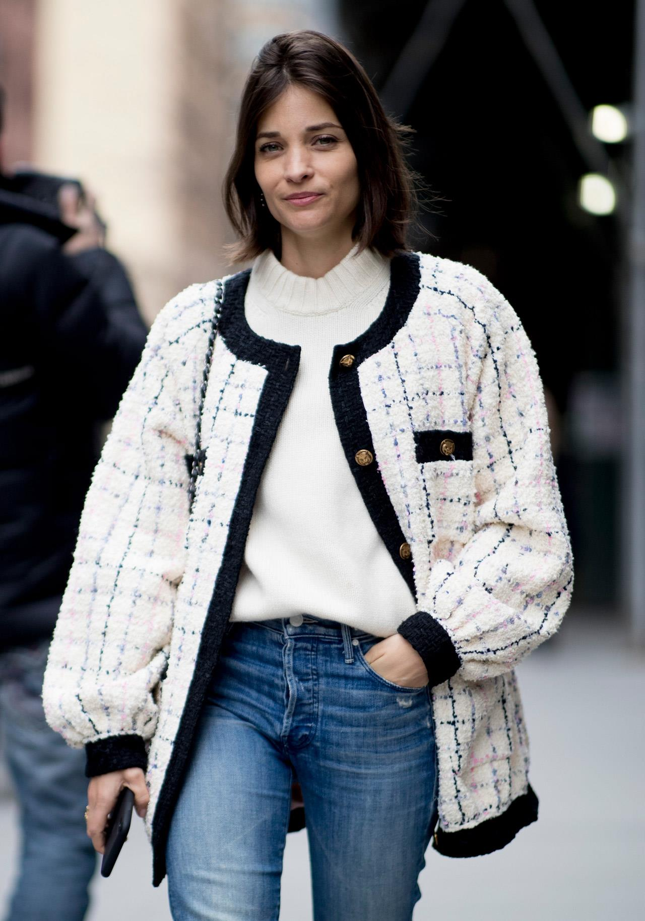 Looks con jersey: