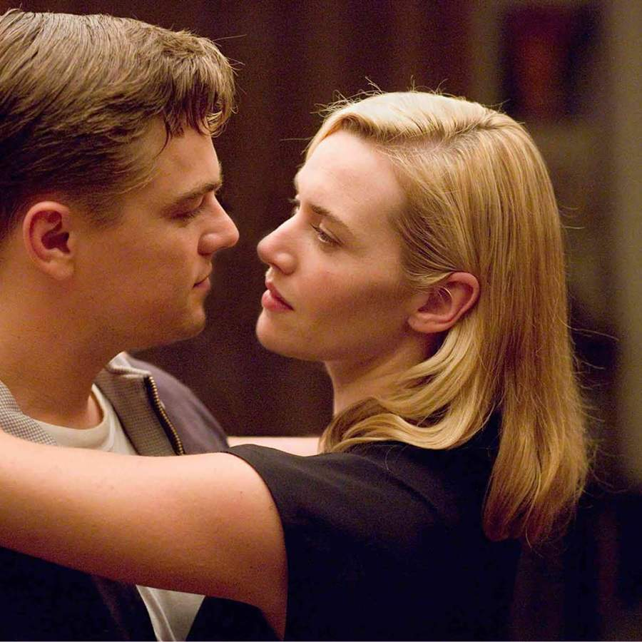 leo dicaprio kate winslet revolutionary road