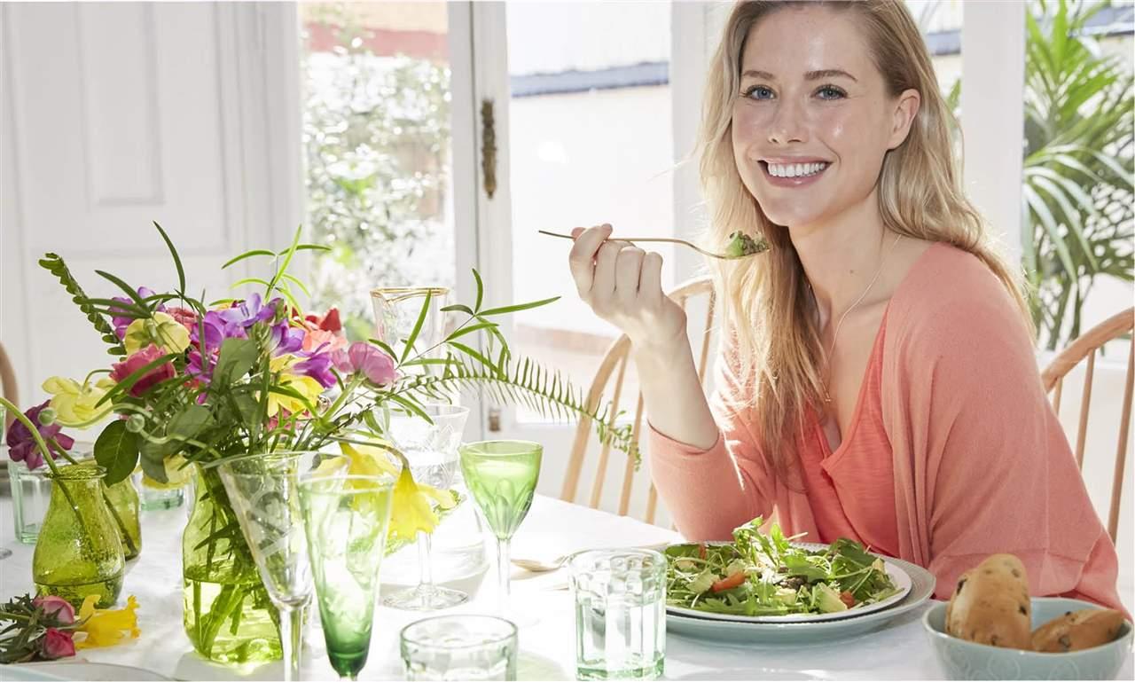 Es sano hacer dieta a base de ensaladas?
