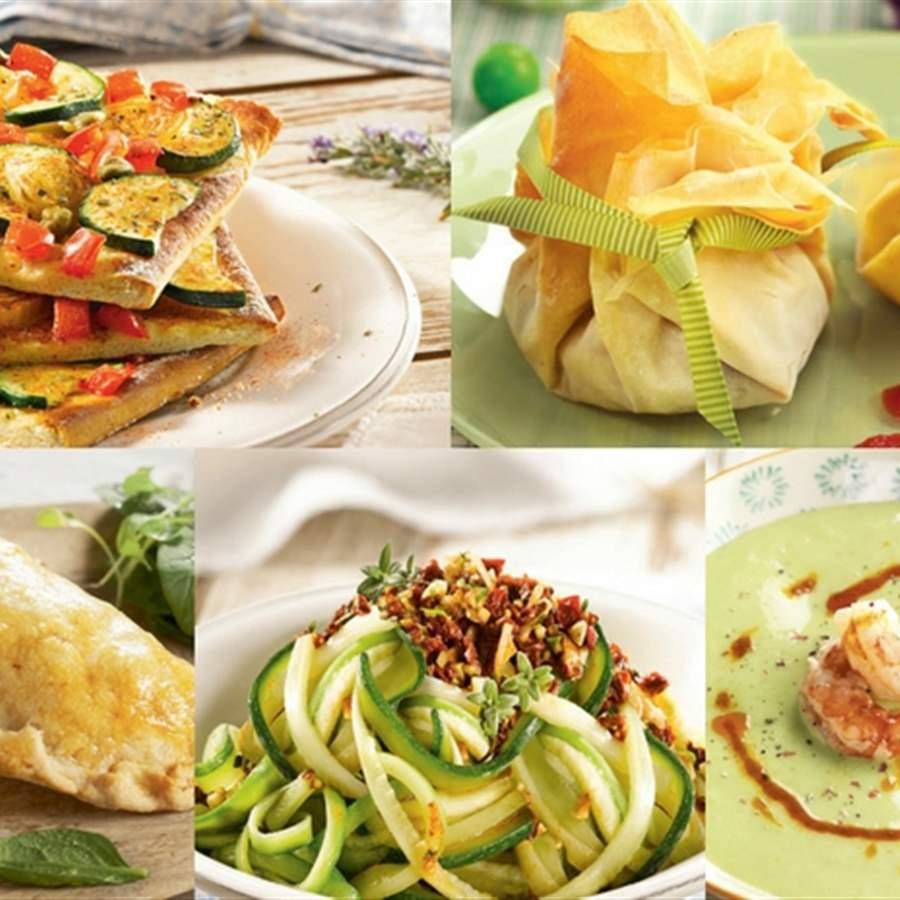 6 ideas para comer más verdura ¡camuflándola!