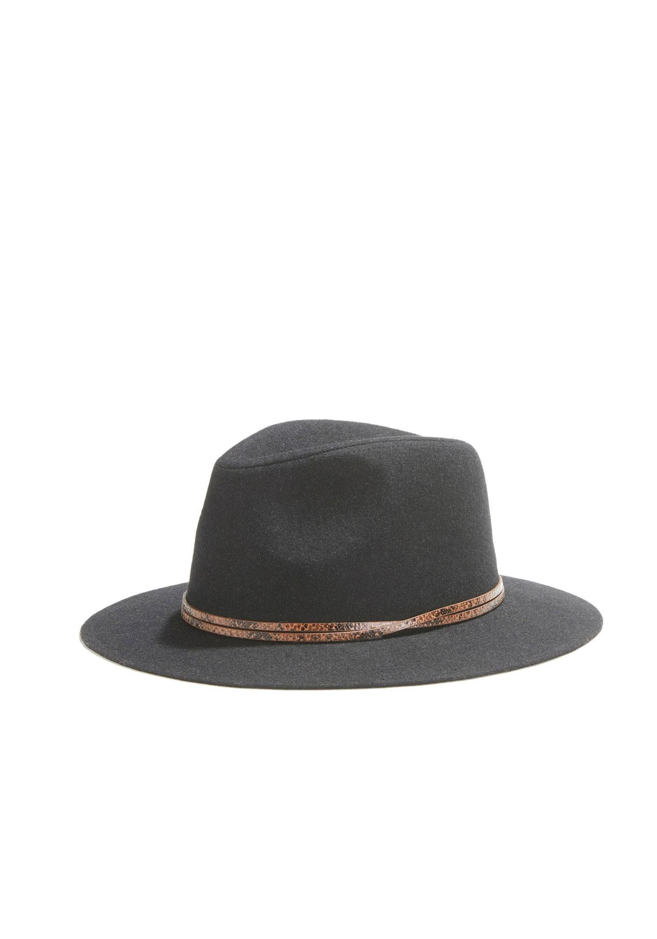black-friday-la-redoute-sombrero-negro