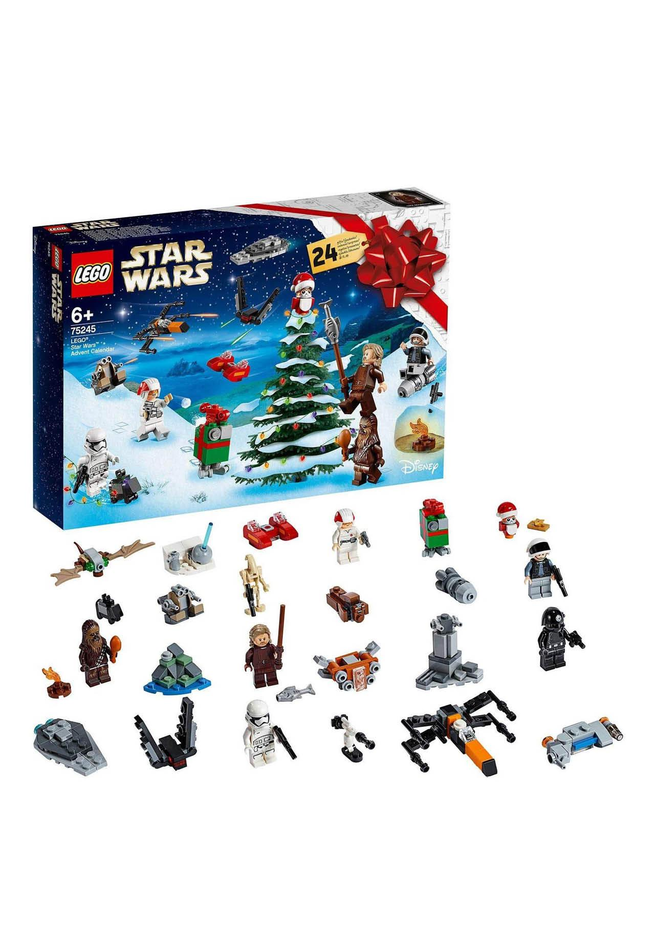 Calendario de Adviento de LEGO Star Wars