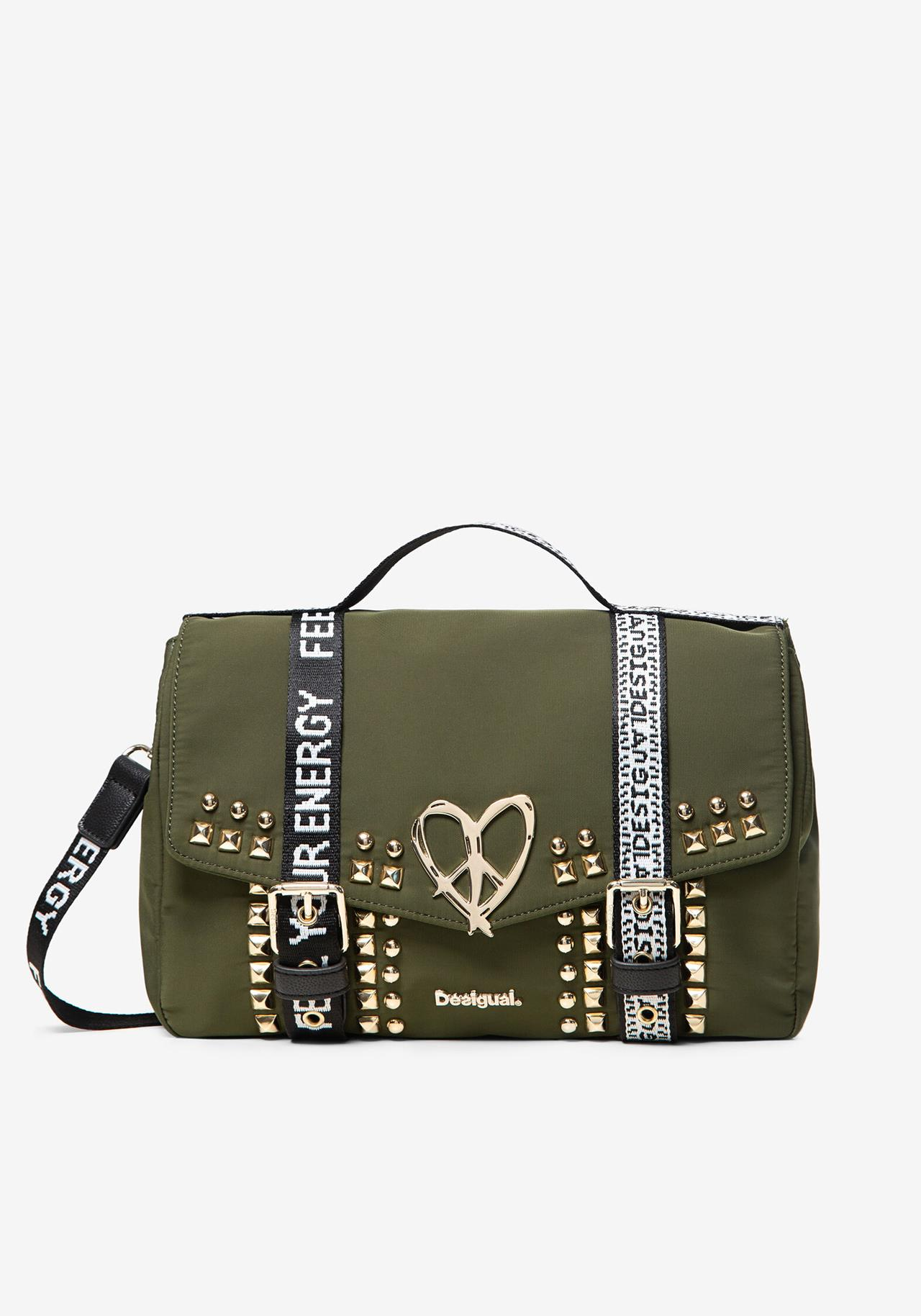DESIGUAL BOLSO CAQUI BLACK FRIDAY
