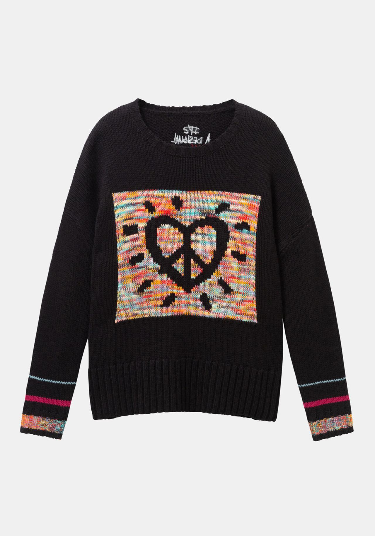 DESIGUAL JERSEY BLACK FRIDAY