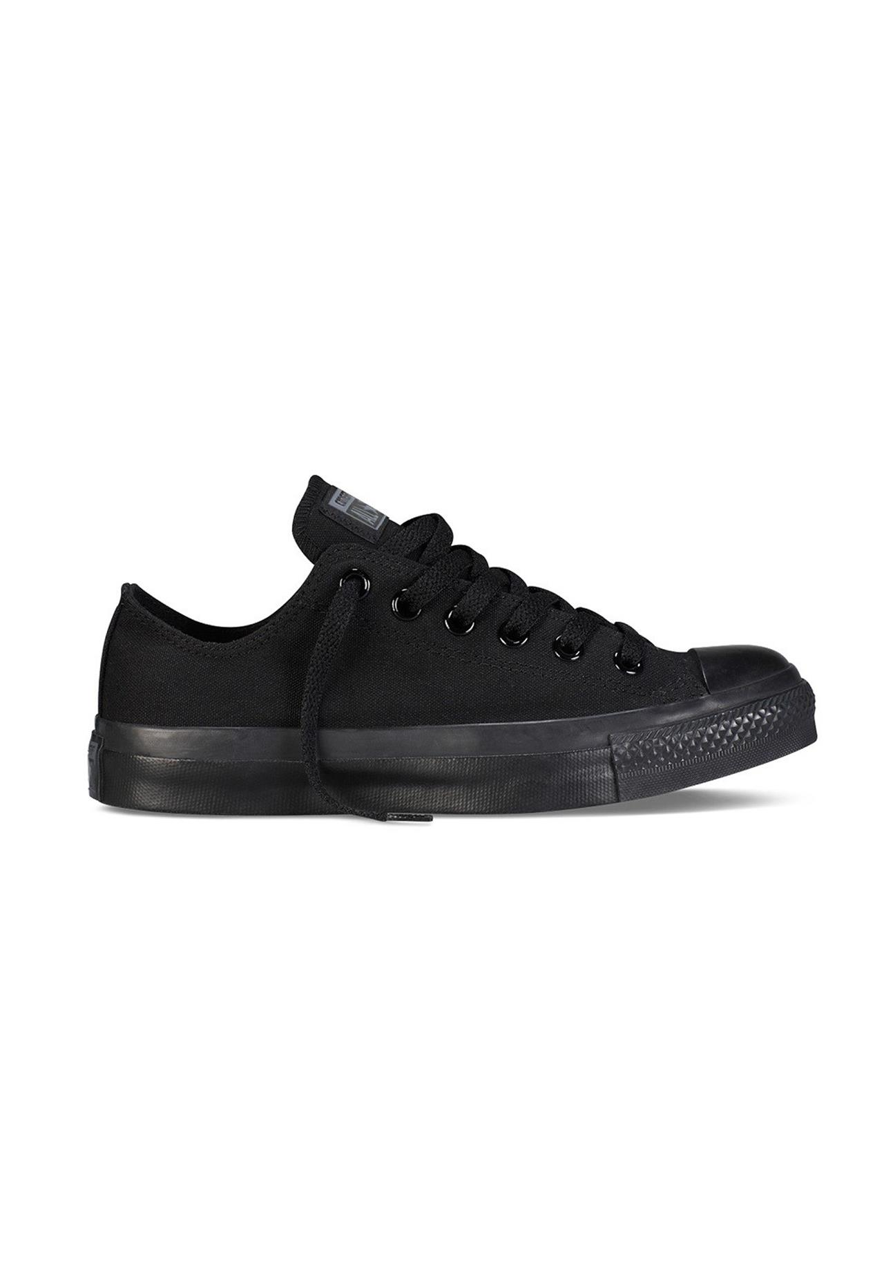 Converse All star con suela negra
