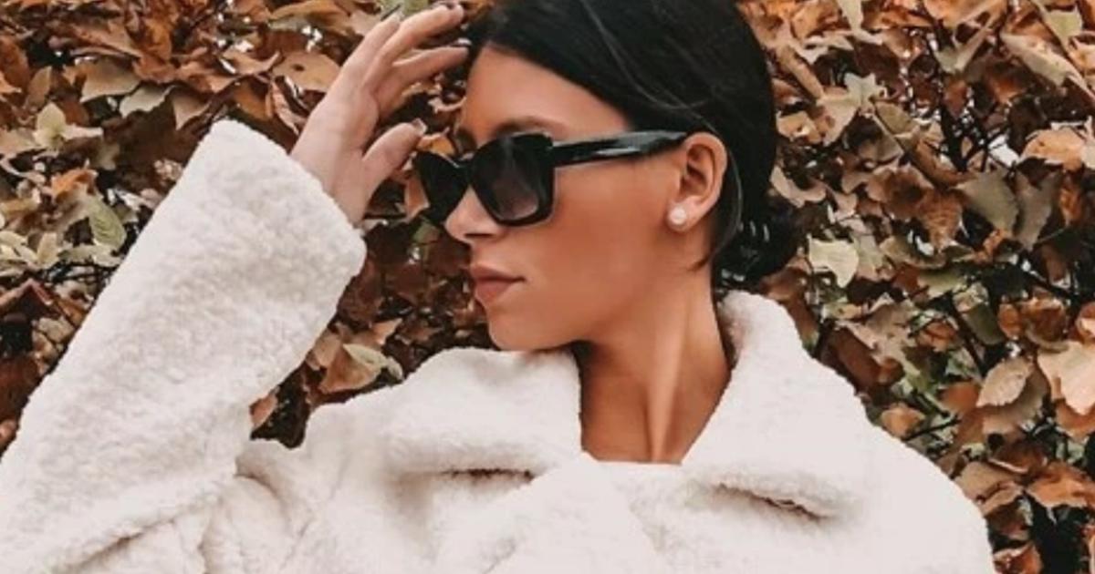 El abrigo blanco más calentito del invierno es de Shein y vale 35 euros