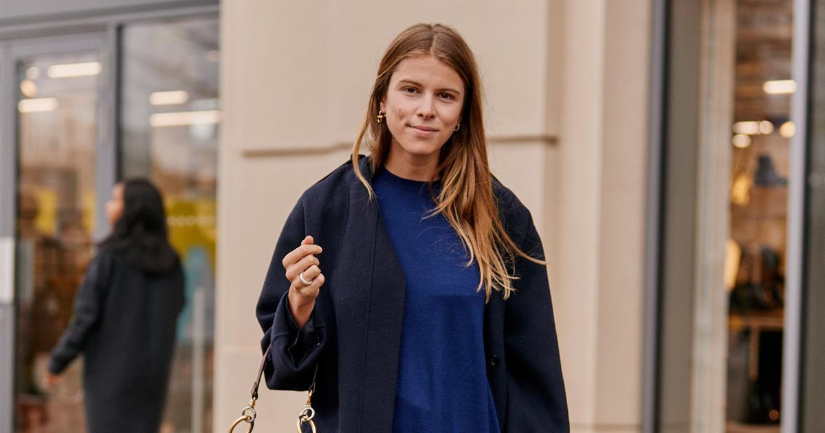 Las prendas más bonitas en Classic Blue, el color de 2020 según Pantone