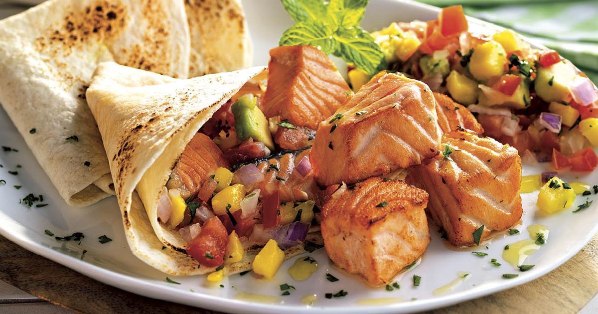 Recetas con salmón: 20 ideas deliciosas, saludables y muy resultonas