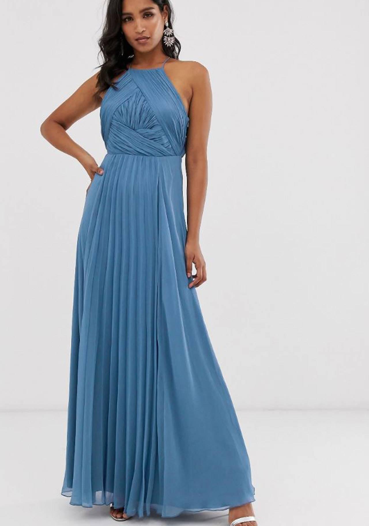 múltiples colores gran descuento nueva colección 18 vestidos de invitada para una boda de noche