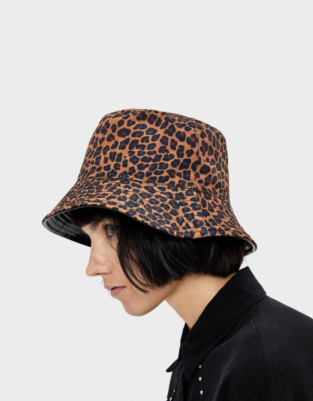 Gorro bucket reversible