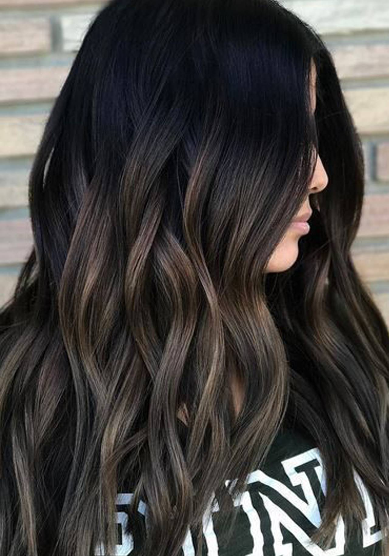 COLORES DE PELO SMOKY BRUNETTE