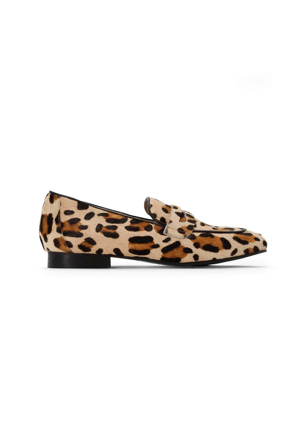 mocasines La Redoute animal print Invierno 2019