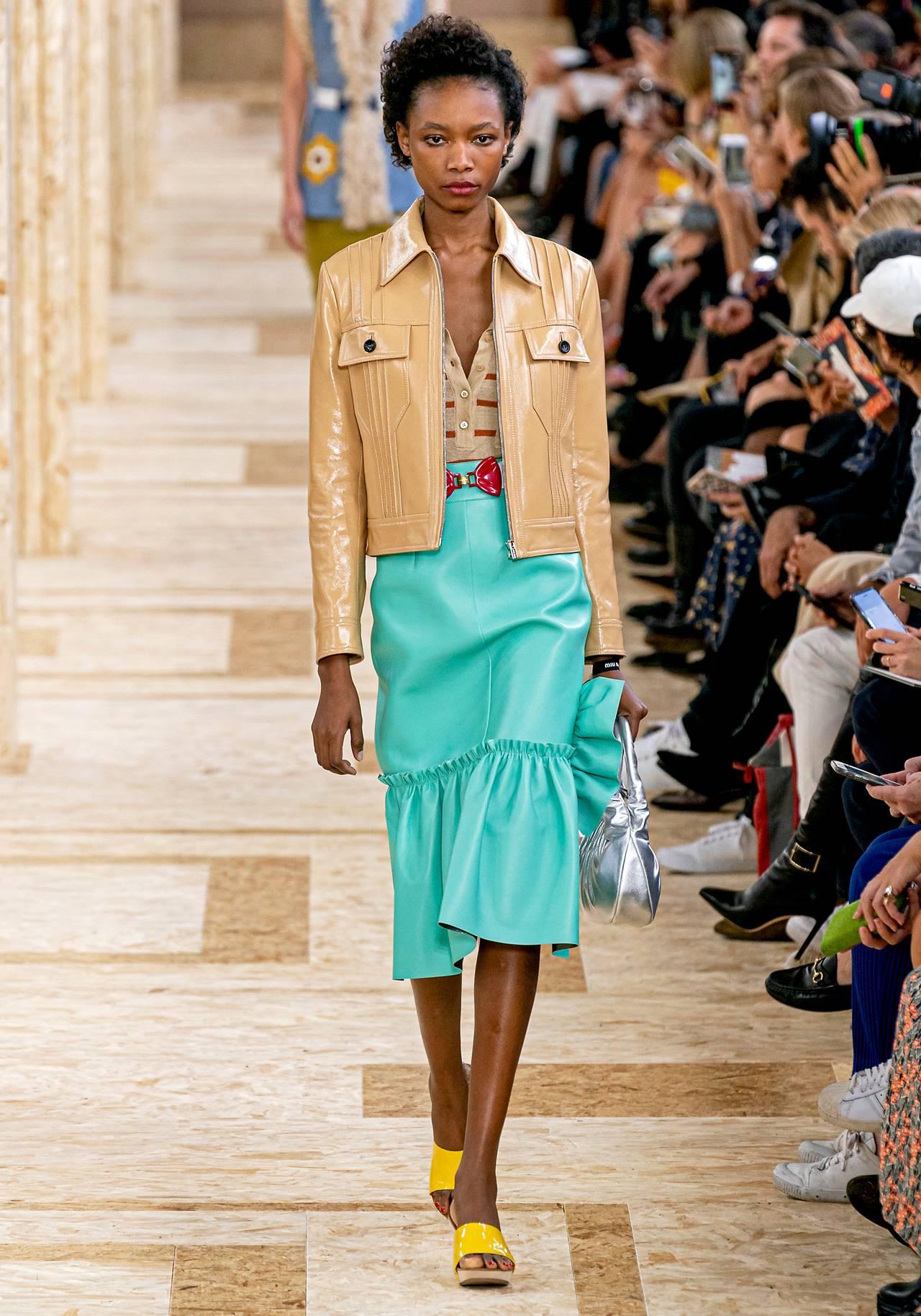 Los colores de moda que arrasarán en PrimaveraVerano 2020