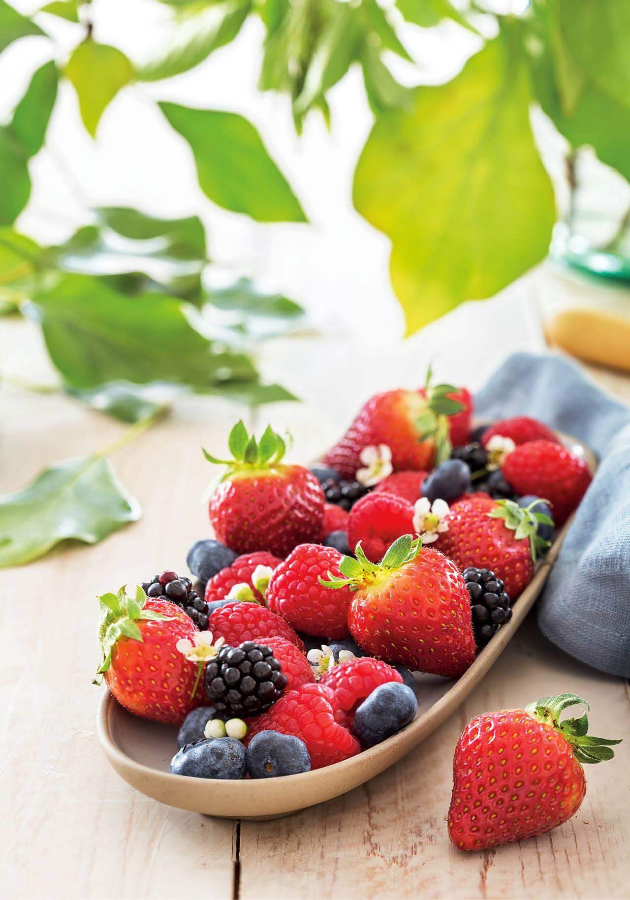 como llevar alimentacion mas saludable fruta verdura a la vista