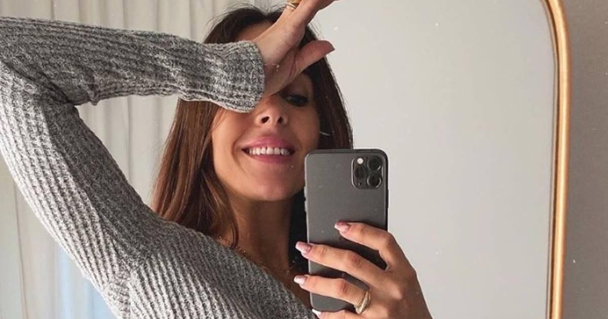 Zara: La influencer Rocío Osorno se apunta a la moda de los conjuntos de punto