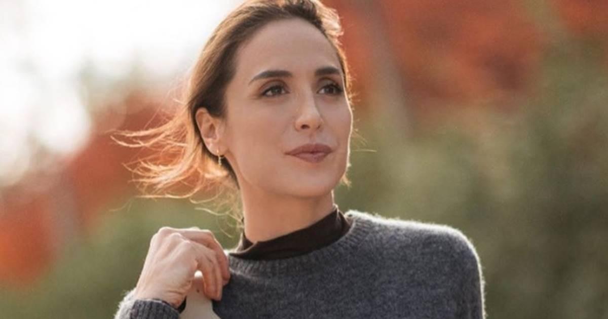 Tamara Falcó triunfa con su look de invierno de pantalones de campana
