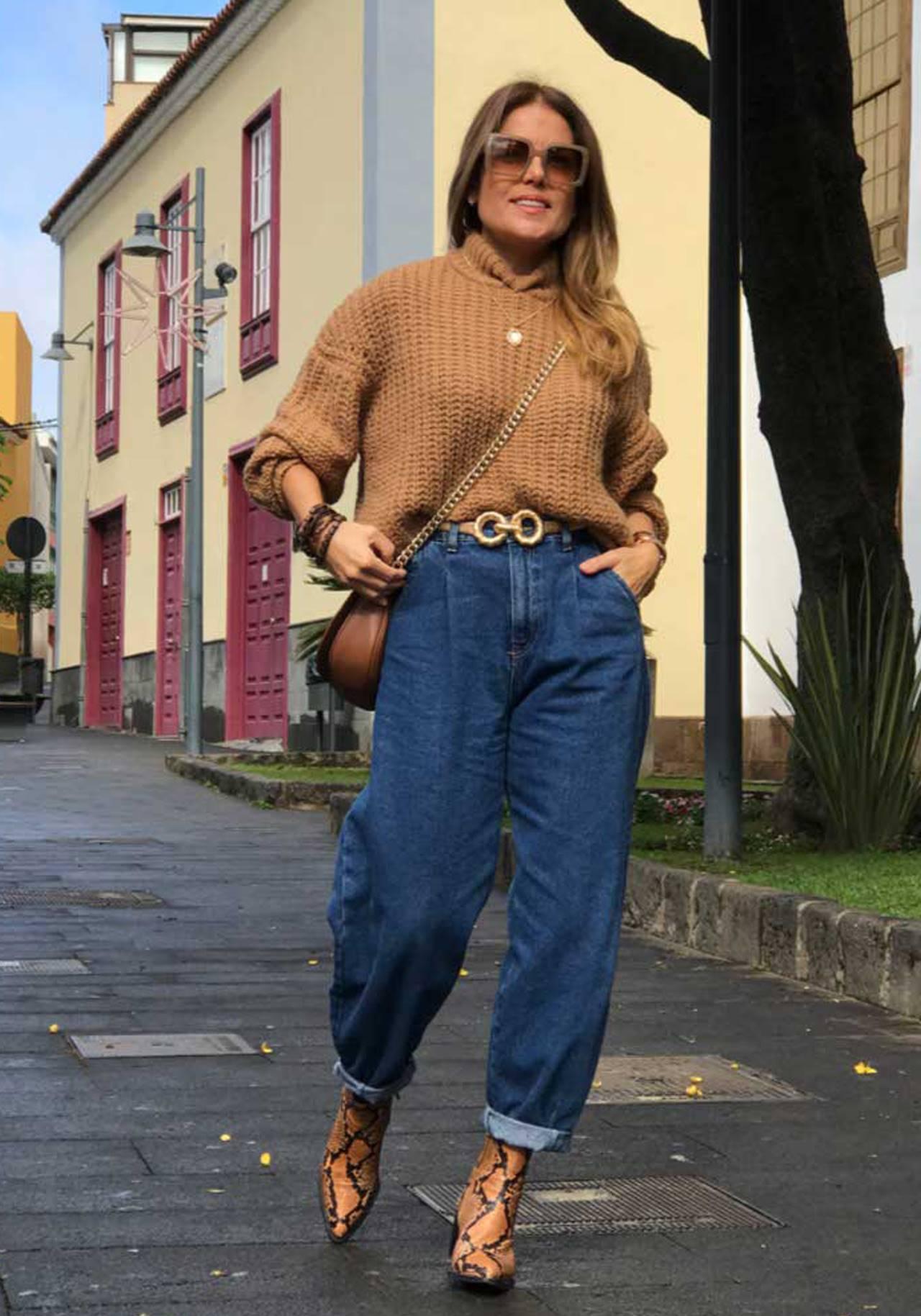 Pantalones Slouchy El Truco De Moda Para Llevarlos En Invierno