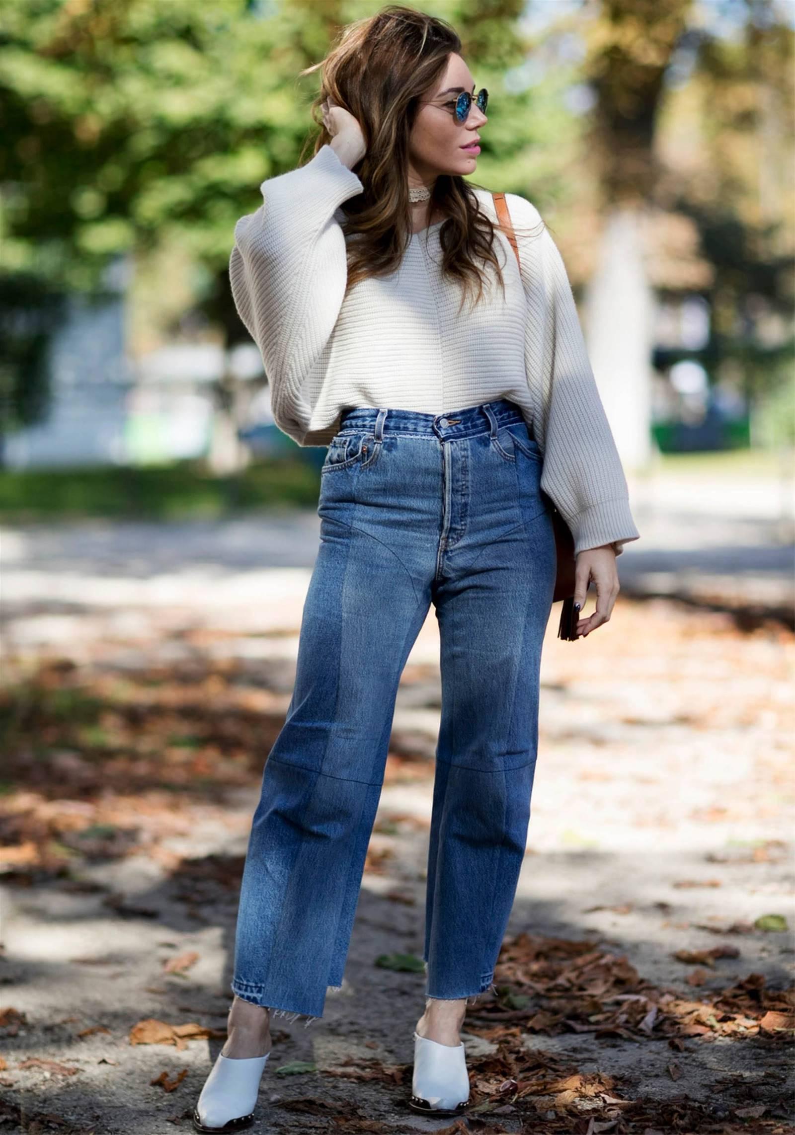 Los 4 Pantalones Vaqueros De Zara Que Hacen Tipazo Y Quedan Super Bien