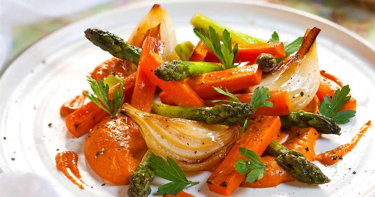 Las 25 mejores recetas de la dieta mediterránea actual..