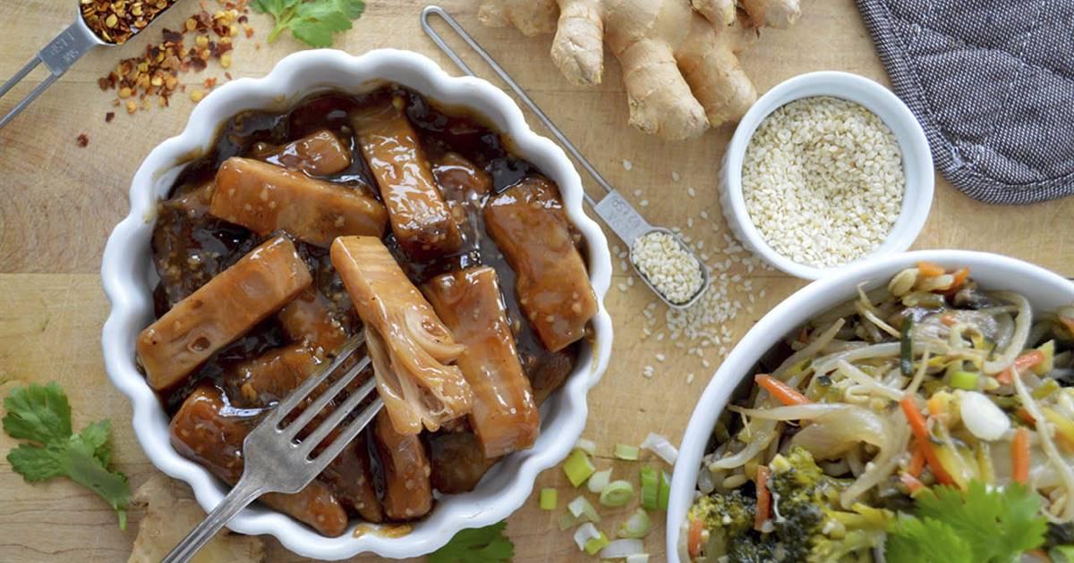 Dieta vegana: menú semanal equilibrado elaborado por nutricionistas
