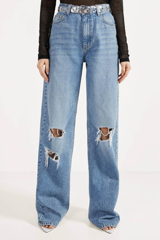 Los Jeans Que Mejor Sientan Estan En Bershka Y Algunos Cuestan Menos De 10