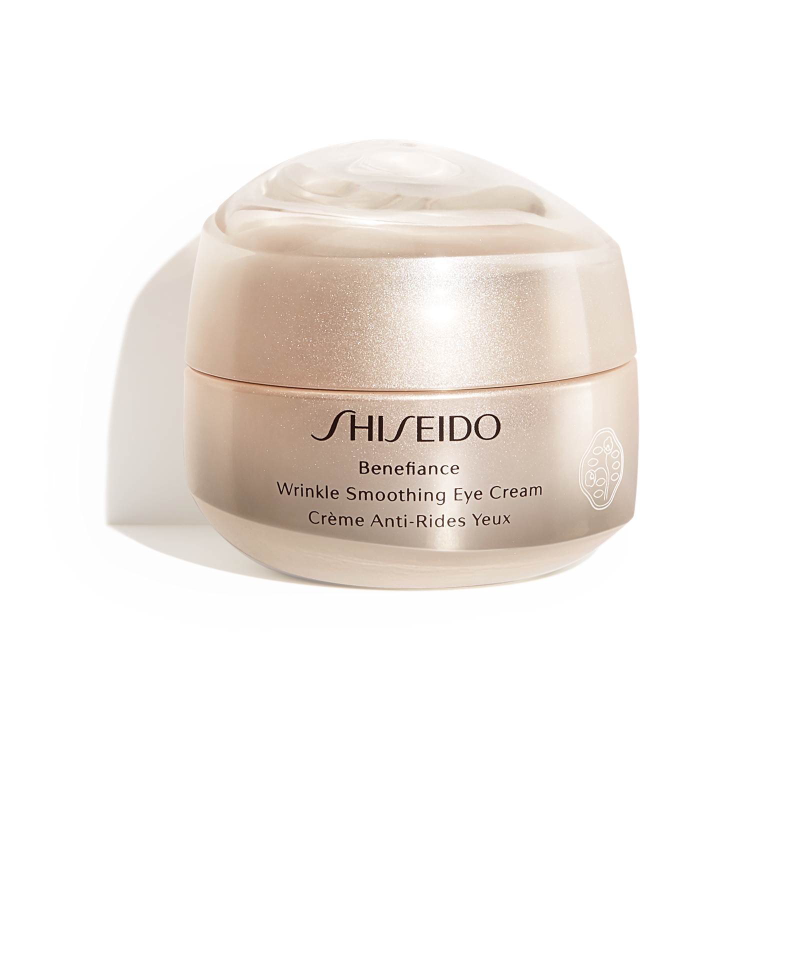 Bene ance Wrinkle Smoothing Eye Cream de SHISEIDO