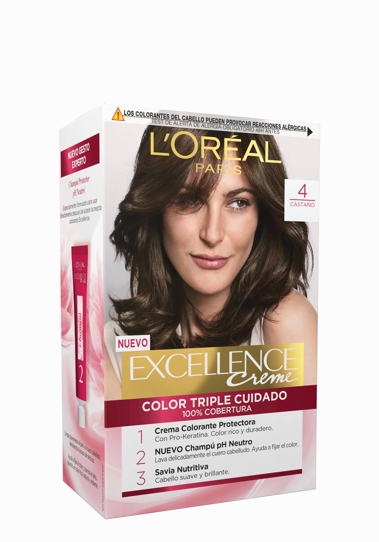 Mejores tintes de cabello