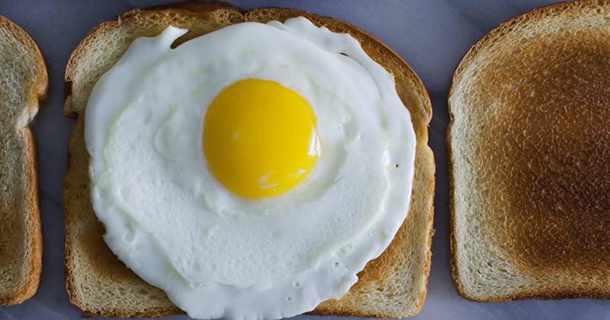 8 desayunos con huevo fáciles y sabrosos