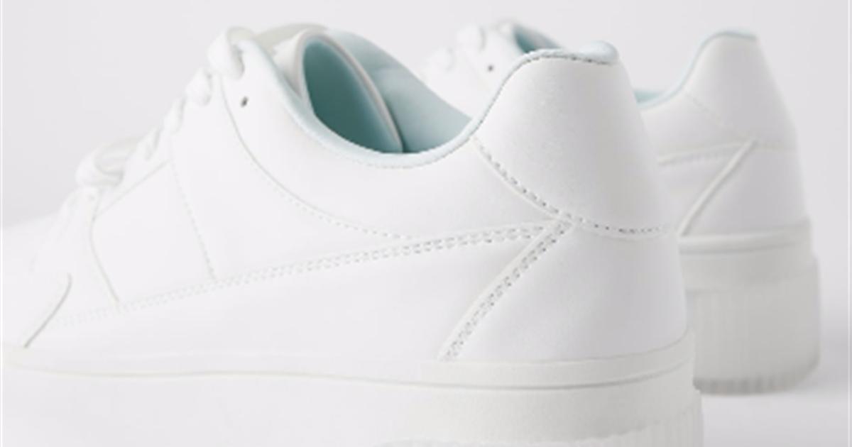 El clon de las famosísimas zapatillas Air Force 1 de Nike está en Zara