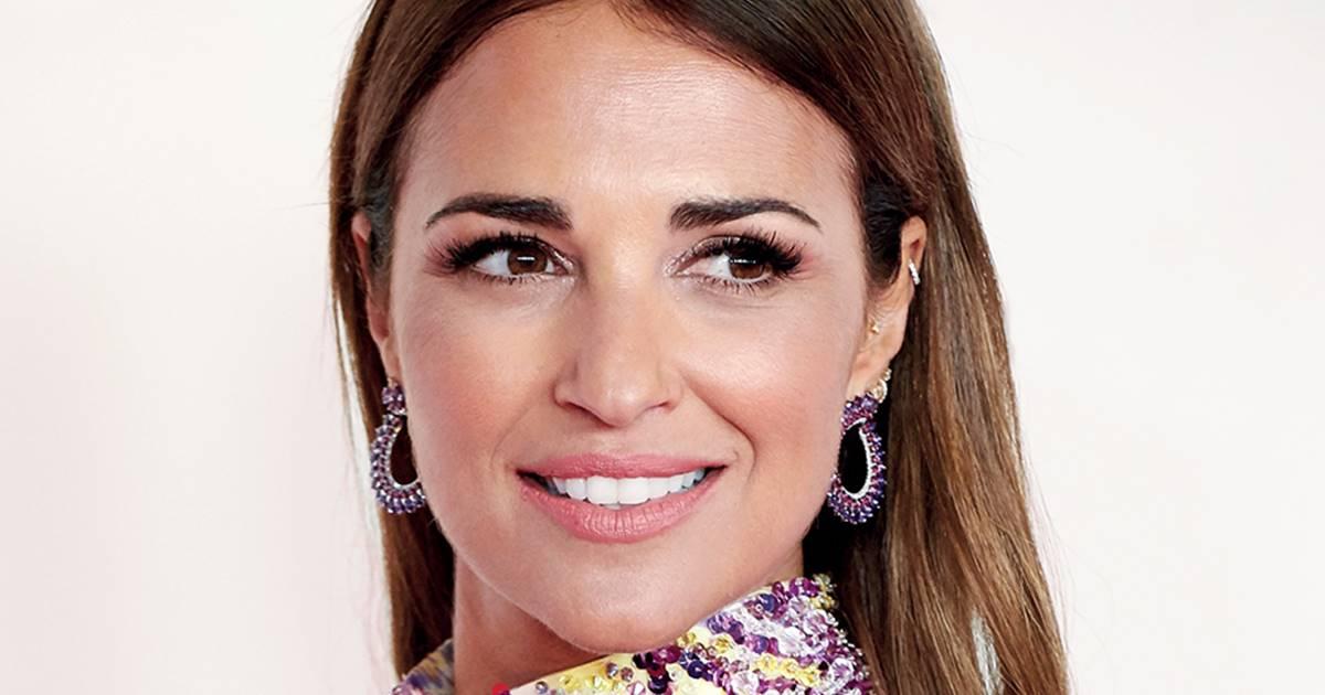 Paula Echevarría nos enseña el look casero con más vidilla del fin de semana